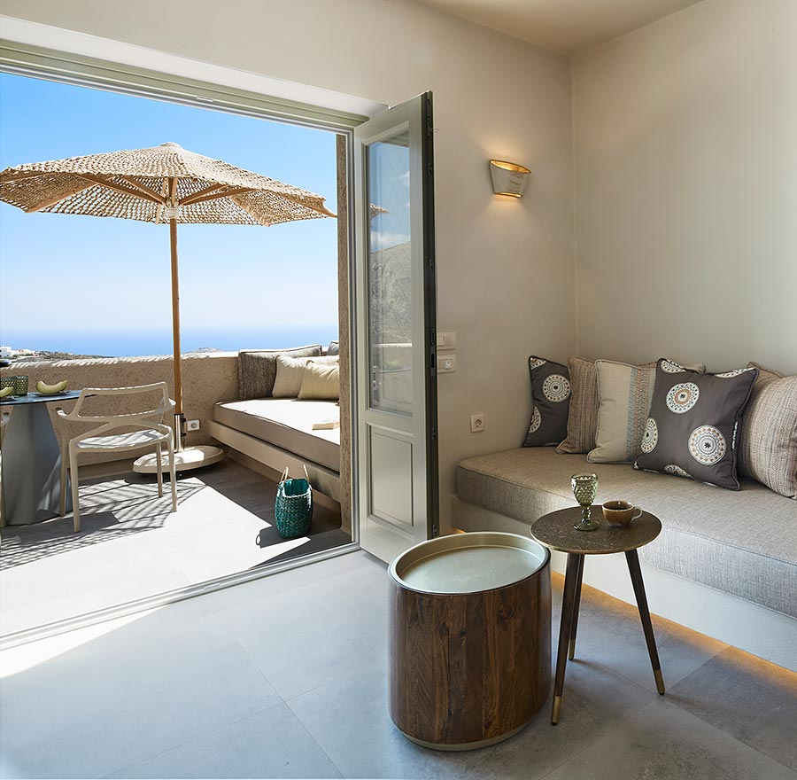 Aeon Suites Santorini Hotel - Junior Suite